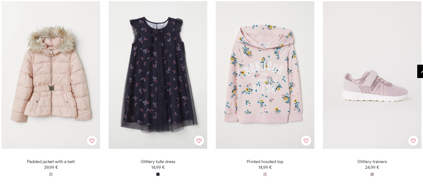 d86eef467c6 H&M: Τα παιδικά H&M ρίχνουν τις ήδη χαμηλές τιμές τους άλλα 20% και σας  περιμένουν εδώ!