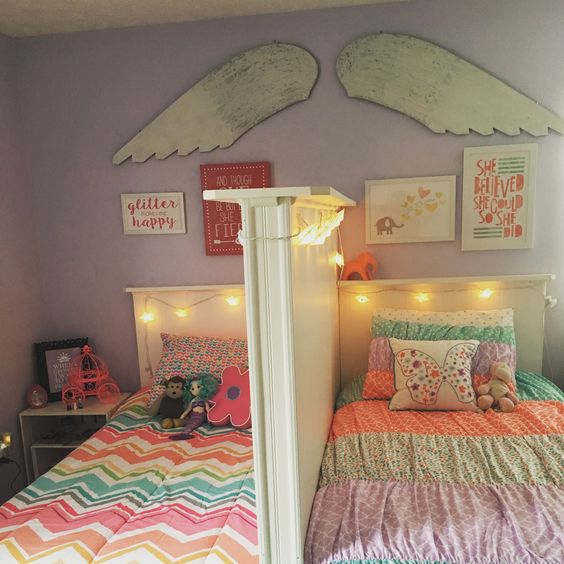 12 for Sibling bedroom ideas