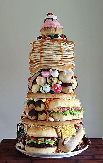 b6b263e5b818 20 πρωτότυπες και εντυπωσιακές τούρτες για όλα τα γούστα - Down Time
