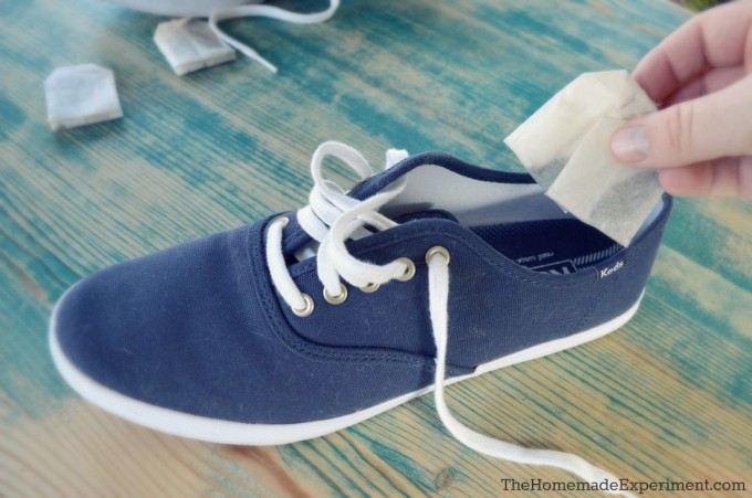50720cfc379 Πώς να μη μυρίζουν τα παπούτσια μου
