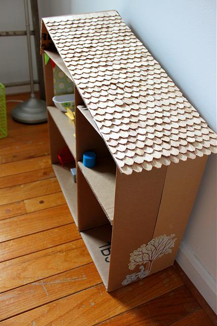 142e14f8fc50 Τα κρεβάτια μπορούν επίσης να γίνουν από κομμάτια χαρτόνι