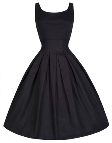 962509f4f04 Αν είστε φίλες των ρετρό, τότε θα συμφωνήσετε ότι αυτό το φόρεμα είναι  μοναδική ευκαιρία! Είναι μαύρο (άρα κλασικό) είναι μεσάτο (άρα κολακευτικό)  και ...