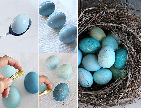 Πώς να κάνω βάψω τα αυγά το Πάσχα 7ded2fbee0d