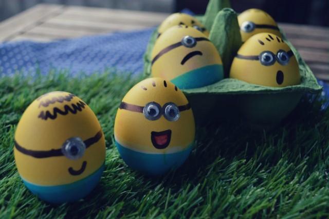 Πώς να βάψω τα αυγά το Πάσχα 1c324370e40