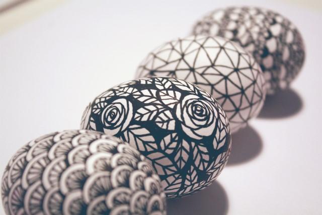 12 πρωτότυποι τρόποι να βάψετε τα πασχαλινά αυγά – Trikalaola.gr ac659f4f88e