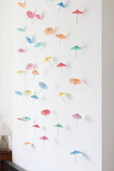 for How to make paper decorations for your room