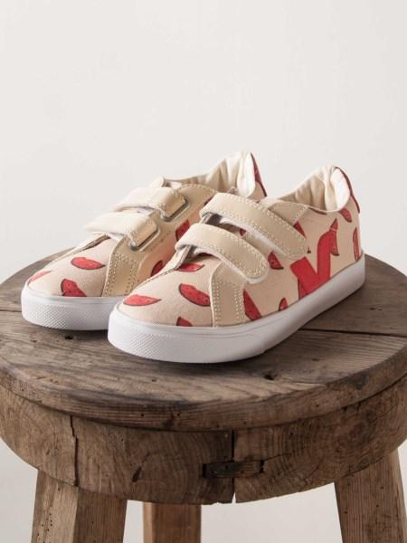 Sneakers με καρπουζάκια από τα Alice on Board -€49 bc9f424869b