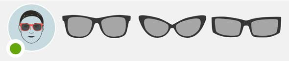 b38b22a080 Τι γυαλιά ταιριάζουν σε κάθε πρόσωπο