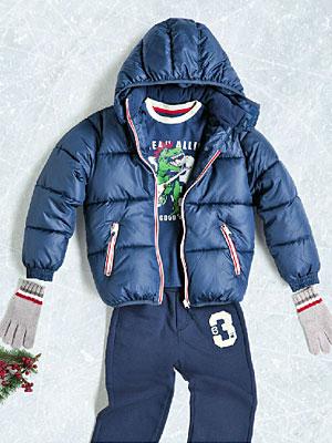 Χειμώνας 2013  Όμορφα και οικονομικά παιδιά μπουφάν 1ac2abca392