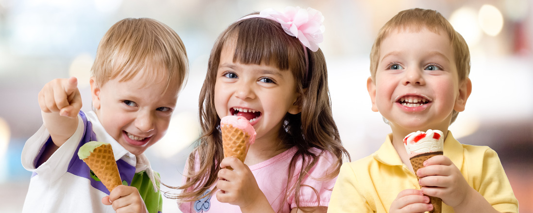Ice cream is not a meal In 2005 Sesame Street undertook an initiative to promote healthy eating and exercise habits called Healthy Habits for Life
