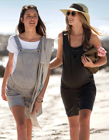 c6ff1ba8c18 Ζέρσεϊ ελαστική φόρμα, σε στιλ σαλοπέτας, που θα σας εξυπηρετήσει τόσο κατά  την εγκυμοσύνη όσο και στον θηλασμό.