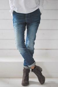 9060e31766 Όταν φοράτε τα στενά τζιν σας να είστε σίγουρες ότι το στυλ της μπότας σας  μαζί με το παντελόνι κολακεύουν το πόδι