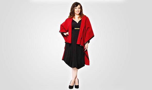4c81ea7a962 Με σεβασμό στις ανάγκες των γυναικών με καμπύλες, η εταιρεία Happy Sizes  διαθέτει μοντέρνα ρούχα και αξεσουάρ που τονίζουν την θηλυκότητα σε μεγέθη  48-64.
