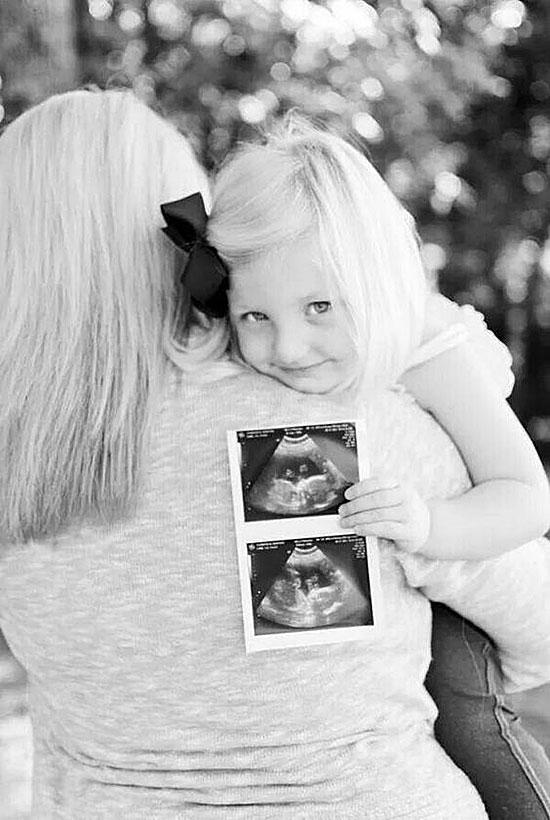Έγκυος και ραντεβού με μωρά