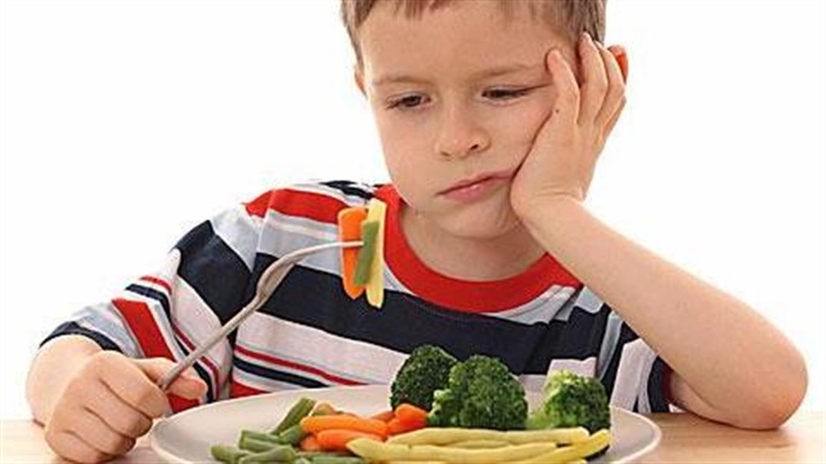 Συμβουλές για παιδιά που είναι «δύσκολα» στη διατροφή