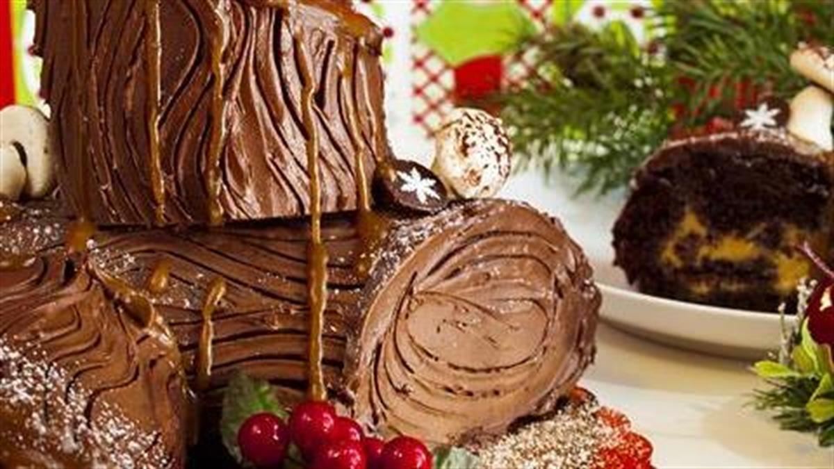 Υπέροχες συνταγές για απολαυστικά χριστουγεννιάτικα γλυκά