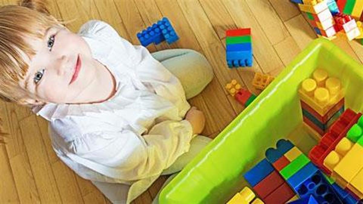Τα κατάλληλα παιχνίδια έως τα 4 χρόνια του παιδιού