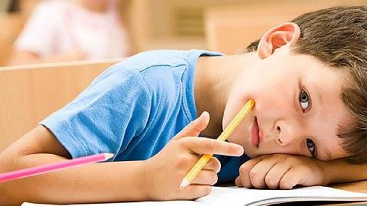 Υπερκινητικά παιδιά & Ελληνικό Σχολείο