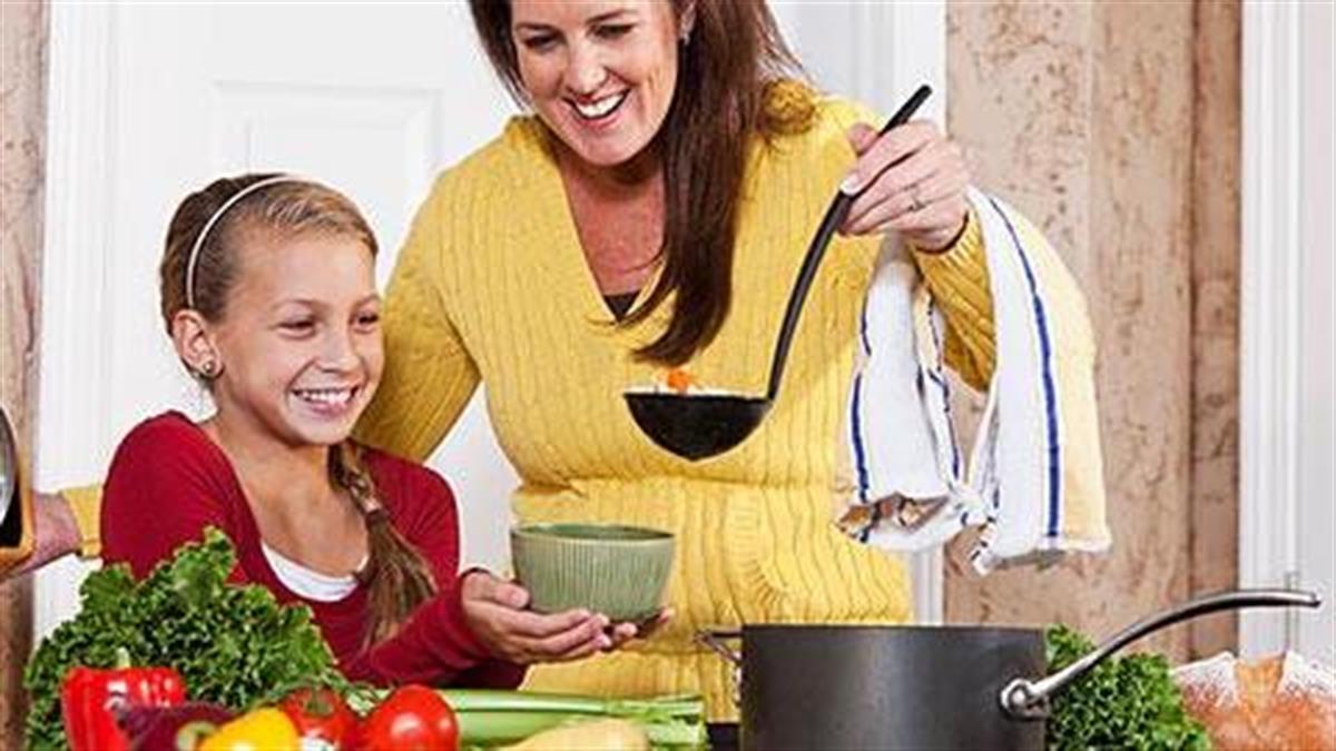 Τι να μαγειρέψω σήμερα: Νόστιμες και υγιεινές προτάσεις για όλη την οικογένεια!