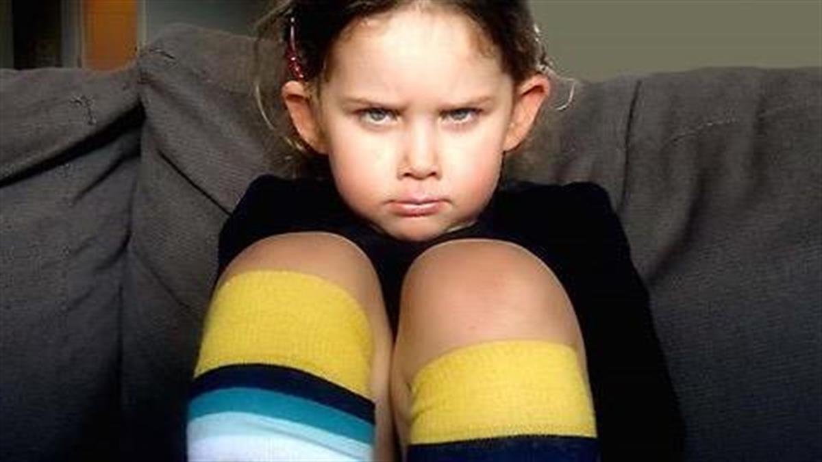 10 σημάδια που δείχνουν ότι το παιδί σας είναι κακομαθημένο