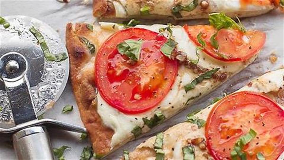Πώς να φτιάξω γρήγορα πίτσα