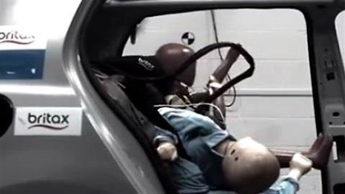 Παιδικό κάθισμα χωρίς πλάτη: Πόσο επικίνδυνο είναι;