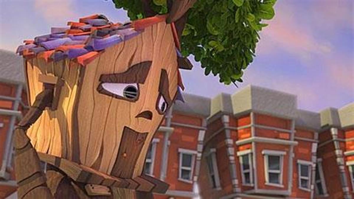 «Το δέντρο που ήθελε να το αγαπούν»: Μία ταινία μικρού μήκους που αξίζει να δείτε με το παιδί