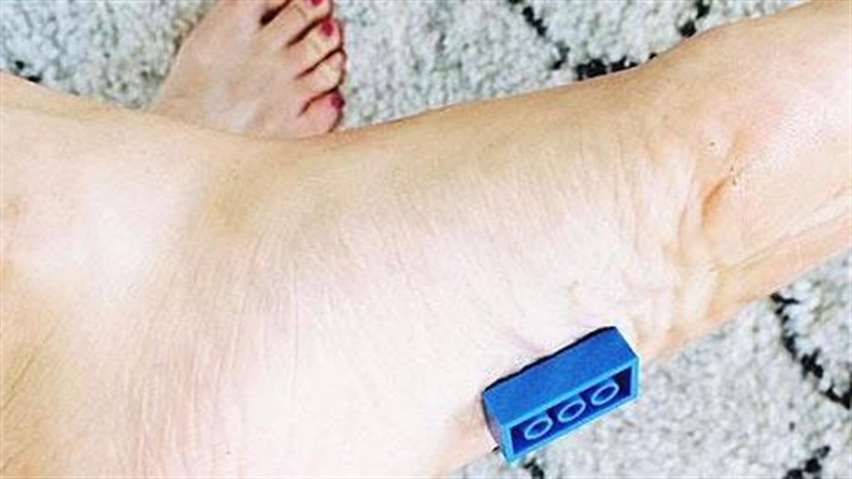 Κυκλοφόρησαν παντόφλες για γονείς που προστατεύουν τα πόδια από... τα Lego!