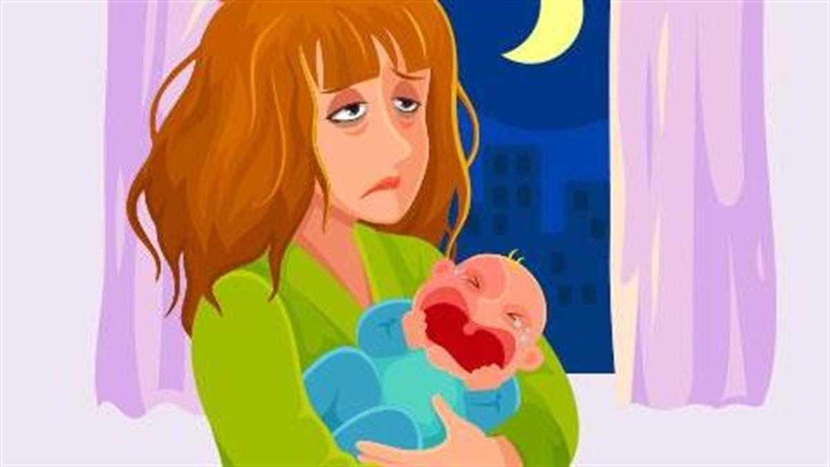 Πώς η κούραση επηρεάζει τις μαμάδες