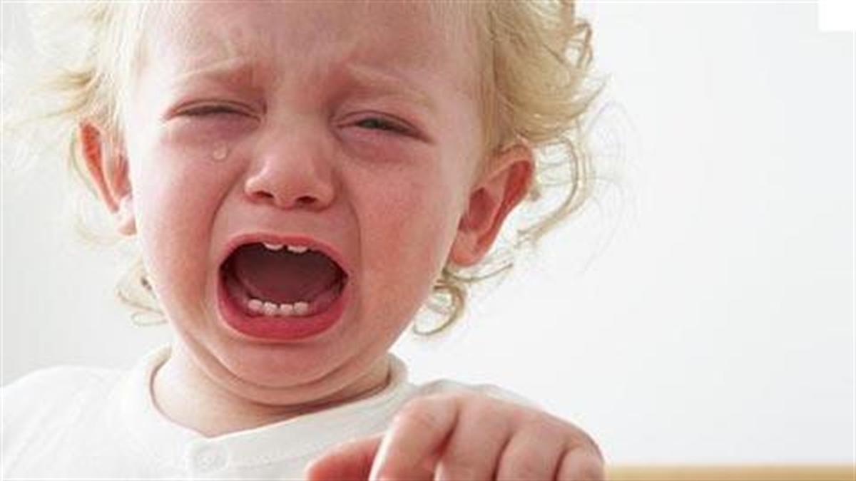 «Baby tantrums»: Τι είναι και πώς αντιμετωπίζονται