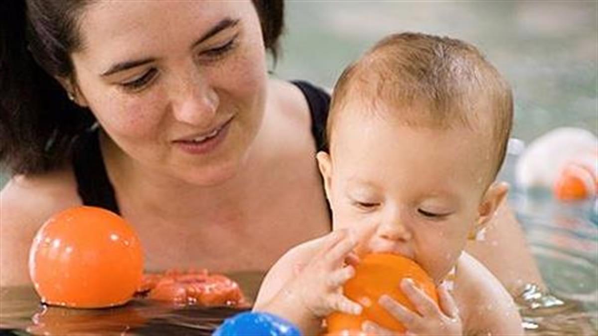 5 πράγματα που μπορείτε να κάνετε με το μωράκι σας!