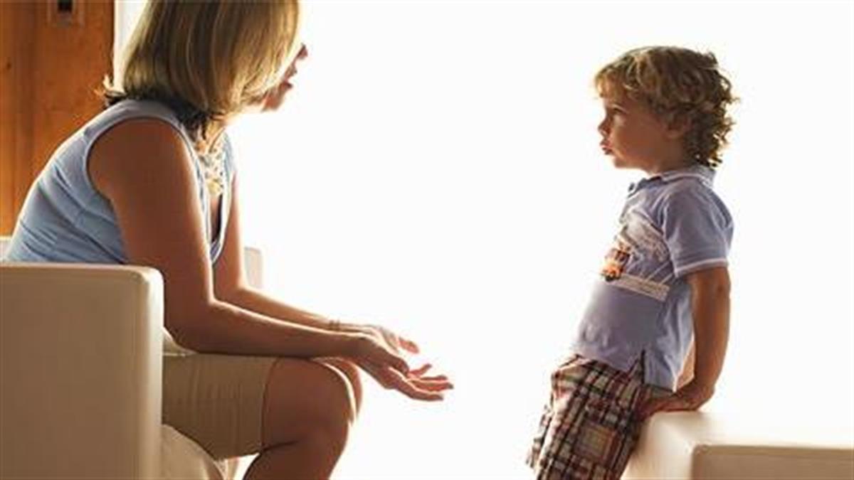 Παζάρια με τα παιδιά: Όταν το «όχι» πρέπει να είναι «όχι»