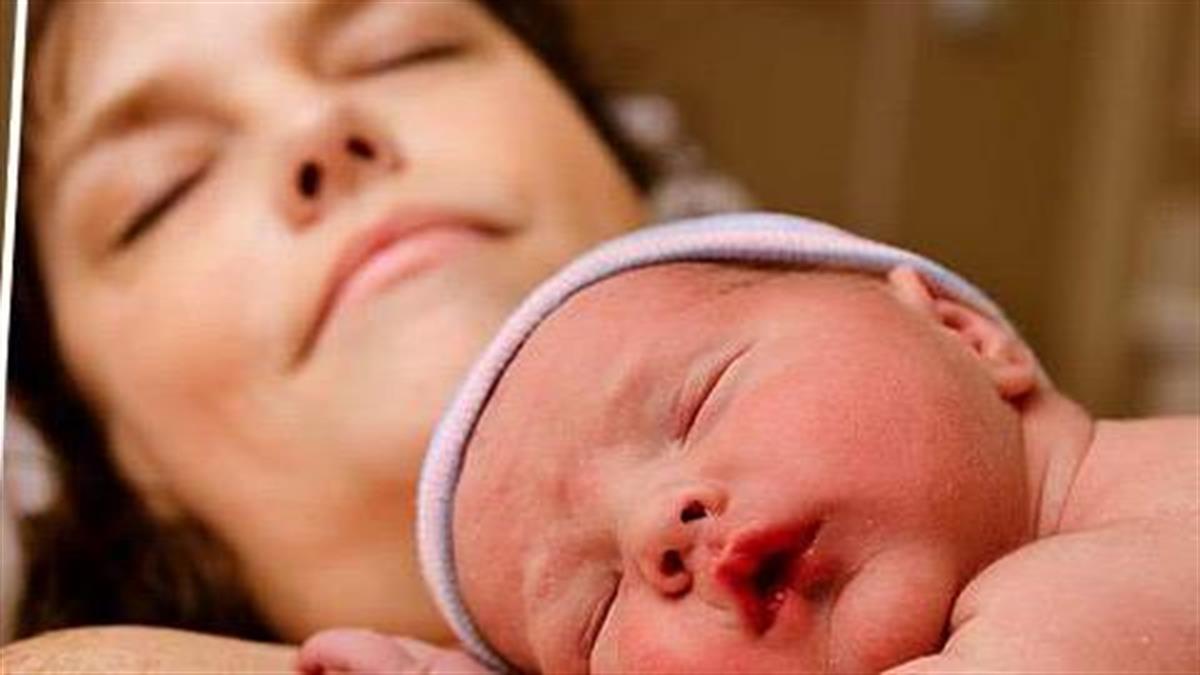 12 στιγμιότυπα που θα καταλάβει μόνο μια γυναίκα που έχει γεννήσει