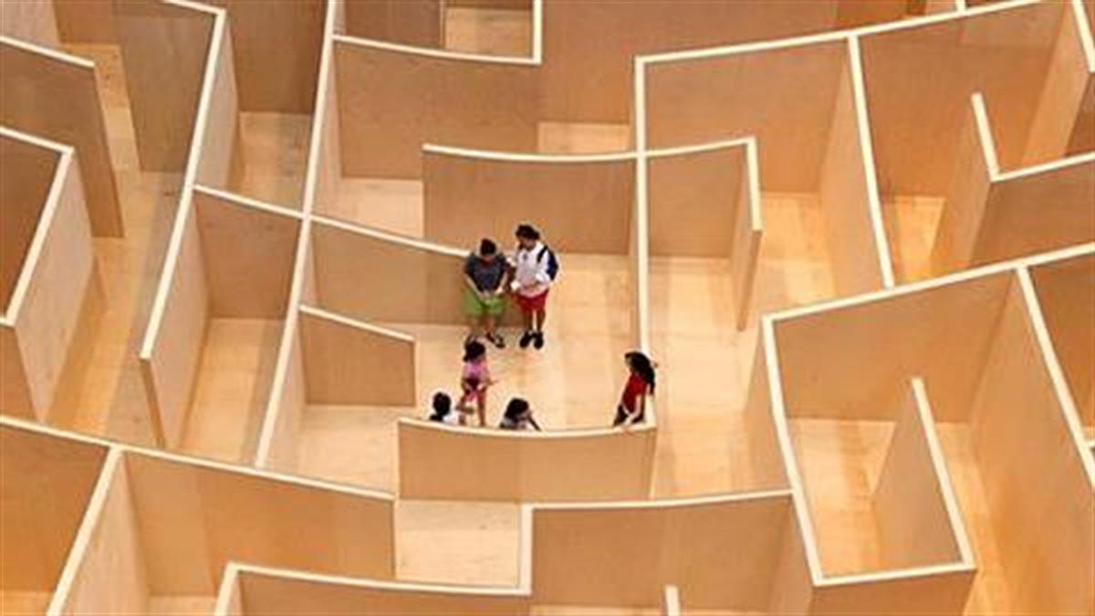 5 απίθανοι χώροι για παιδικά πάρτι