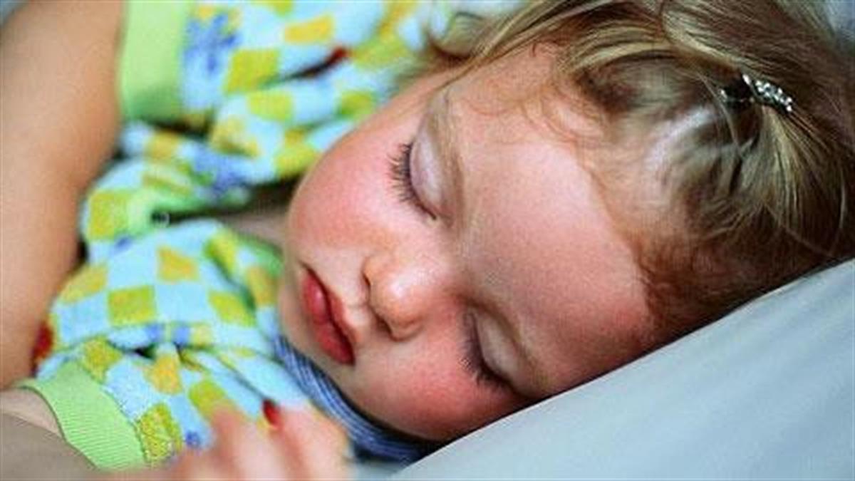 Πώς βλάπτει τα παιδιά η έλλειψη ύπνου