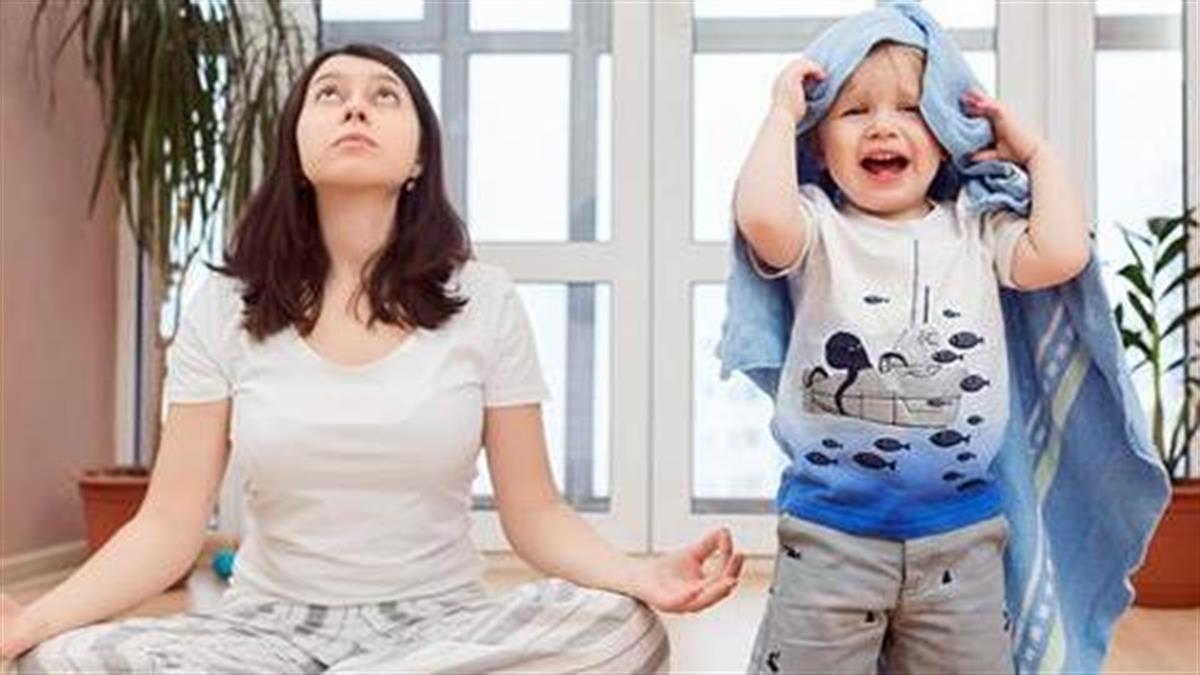 «Ήμουν φοβερή μαμά, πριν γίνω μαμά»
