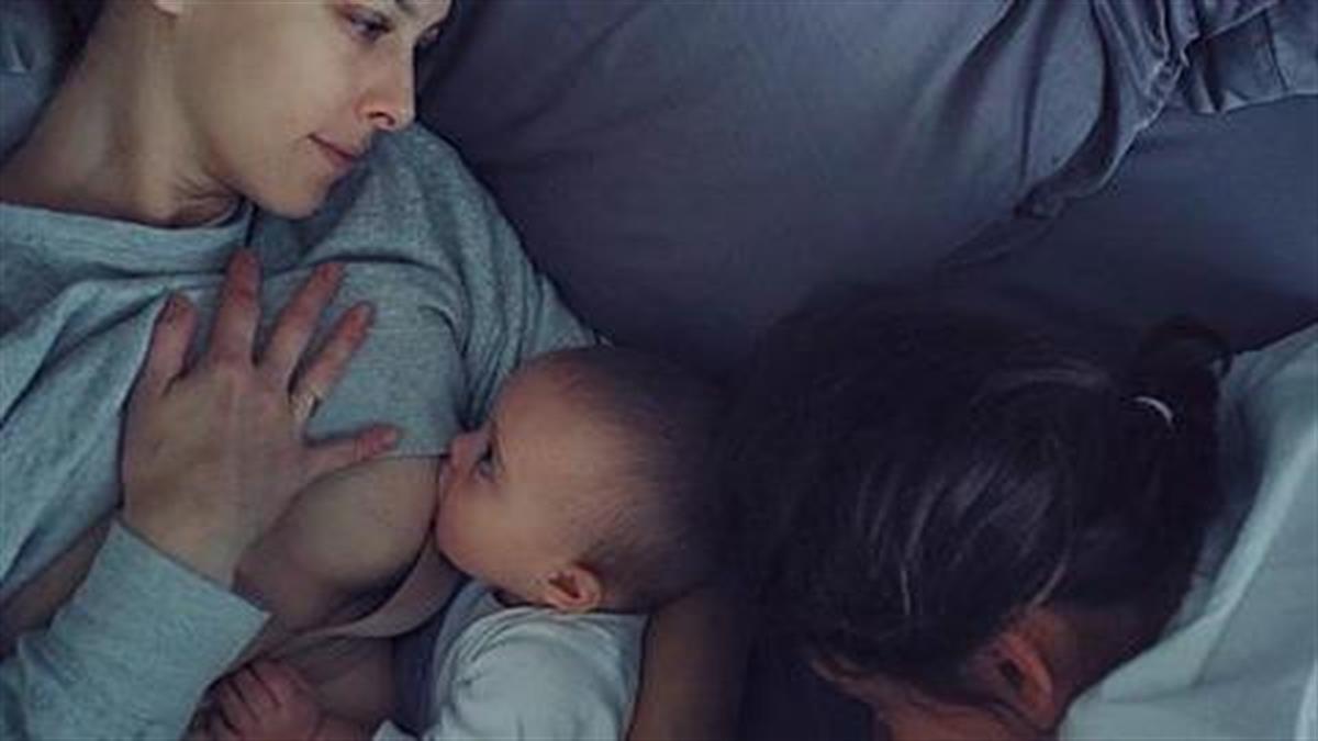 Οι πιο τρυφερές στιγμές της καθημερινότητας μιας μαμάς