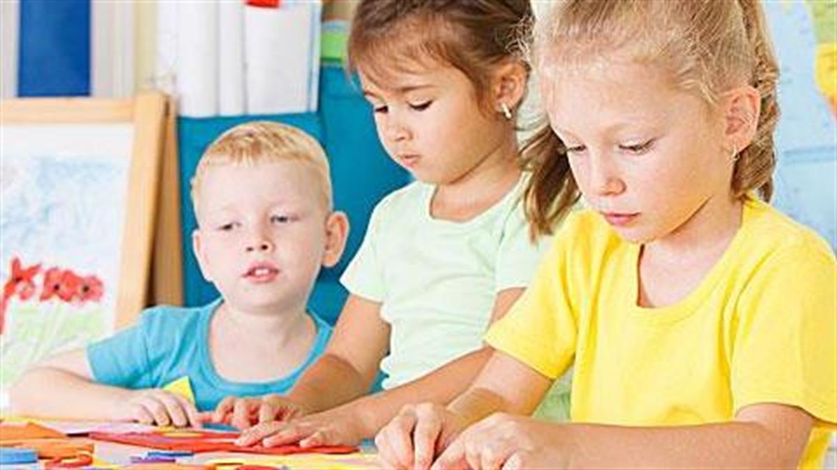 Υποχρεωτική γίνεται η προσχολική εκπαίδευση από τα 4