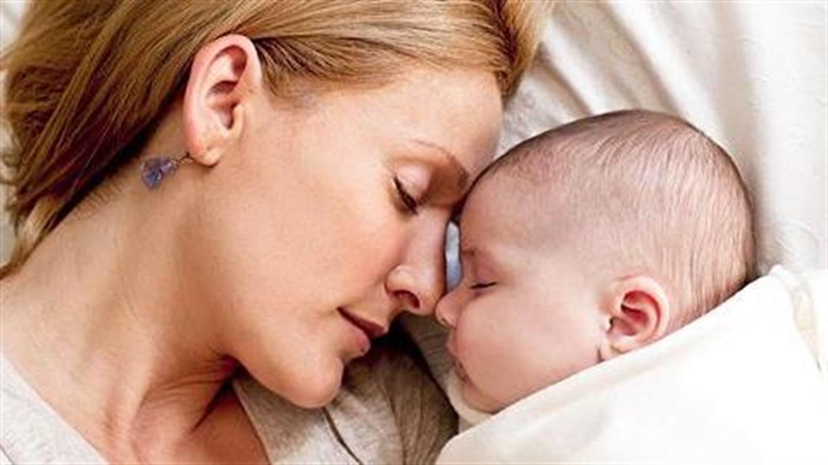 Πώς να αναπτύξετε δεσμούς ασφάλειας και αγάπης με το μωρό σας