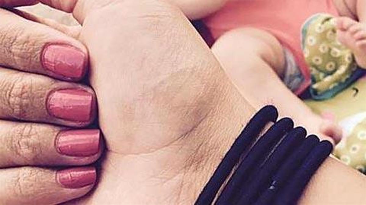 Τα 5 λαστιχάκια: Το κόλπο για να είστε μια πιο ήρεμη μαμά