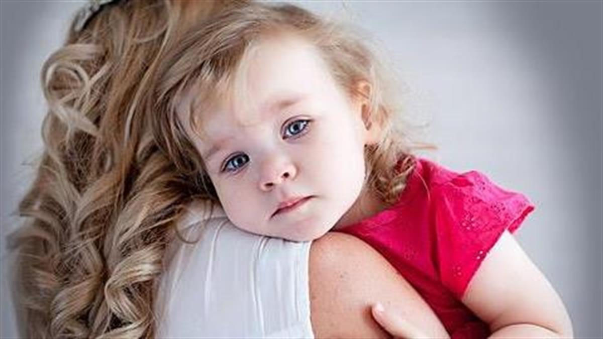 Άγχος αποχωρισμού στο παιδί: 6 τρόποι να το αντιμετωπίσετε