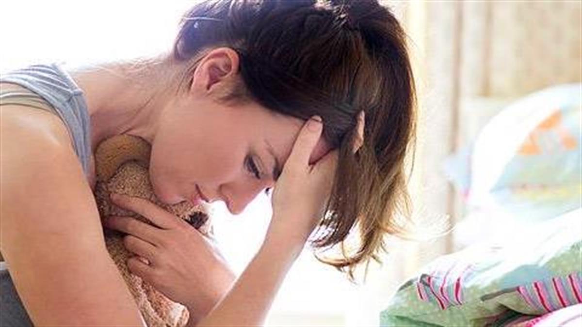 «Νόμιζα ότι είμαι απλώς οξύθυμη, μέχρι που διαγνώστηκα με αγχώδη διαταραχή»