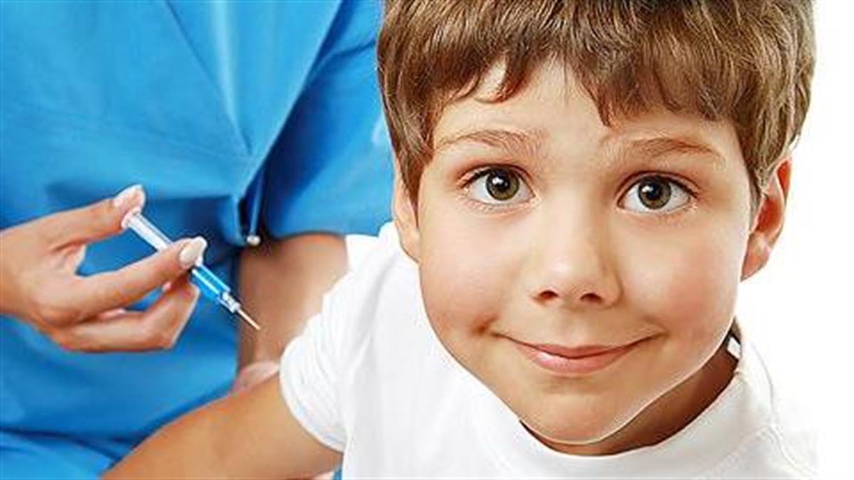 Παιδικά εμβόλια: Όσα πρέπει να γνωρίζετε