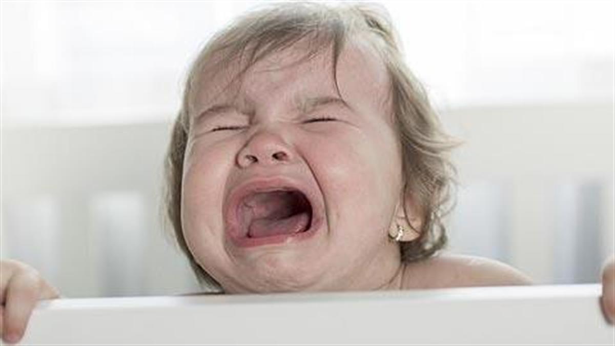 «Άσ το να κλάψει και θα το πάρει ο ύπνος»: Γιατί είπα «όχι» σ' αυτήν τη μέθοδο