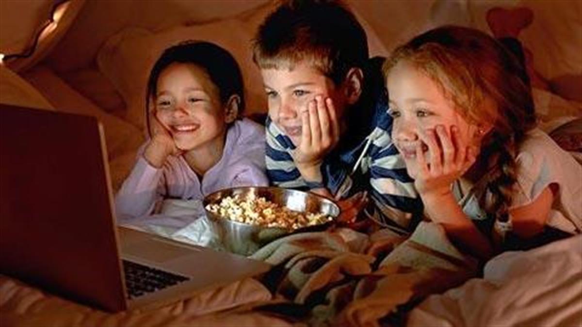 4 πράγματα που θα κάνουν τα παιδιά ευτυχισμένα αυτό το φθινόπωρο