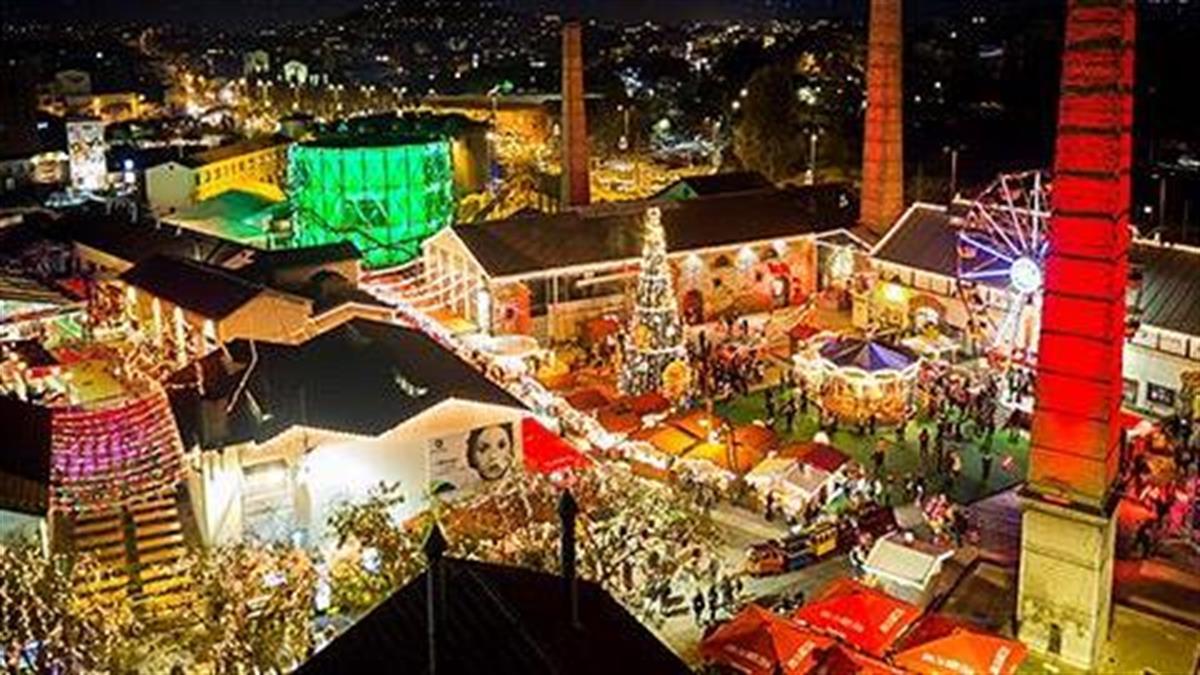 Κερδίστε 12 διπλές προσκλήσεις για τα εγκαίνια του Christmas Factory