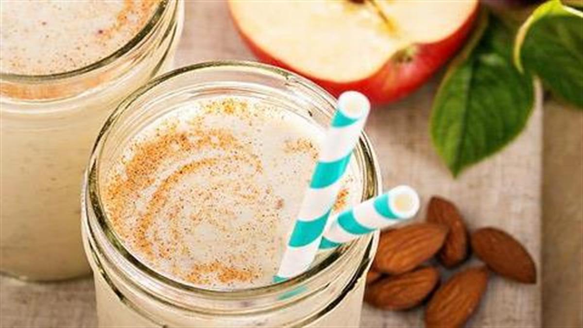 4 χειμωνιάτικα smoothies για να πάρουν τα παιδιά βιταμίνες