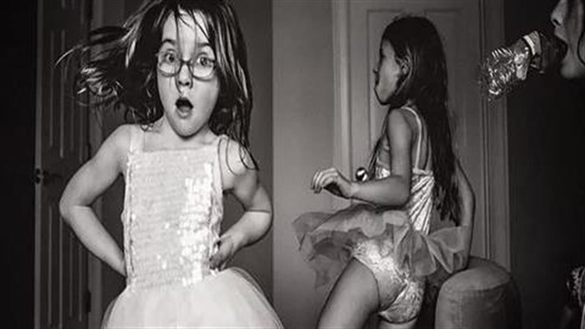 Τι σημαίνει να μεγαλώνεις κορίτσια μέσα από 15 ρεαλιστικές φωτογραφίες