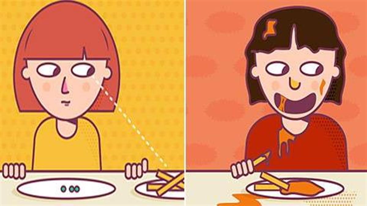 Τι δείχνει ο τρόπος που τρώτε για την προσωπικότητά σας