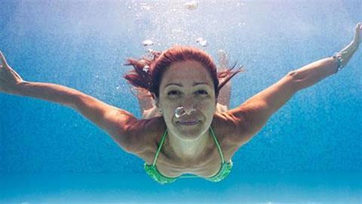 Πώς αλλάζει το σώμα με το κολύμπι